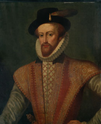 First English Expedition to Roanoke