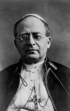 Mit brennerder Sorge (Pío XI)