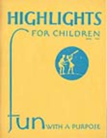 Highlights Magazine for children published its first issue in Honesdale, PA.