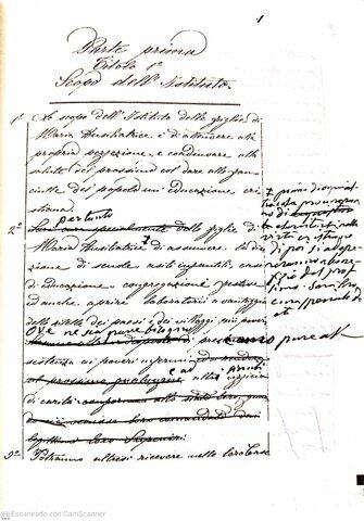 19.- Primera edición impresa de las constituciones