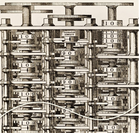 El Algoritmo de la Máquina de Ada Lovelace