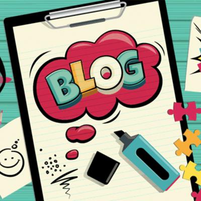 Historia de los Blogs timeline