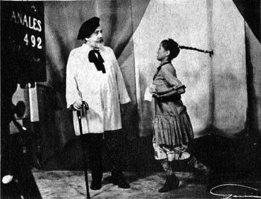 Primer programa infantil