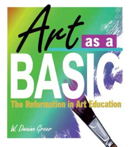 W. Dwaine Greer set forth the principles of DBAE (Discipline Based Art Education) in an NAEA research journal.