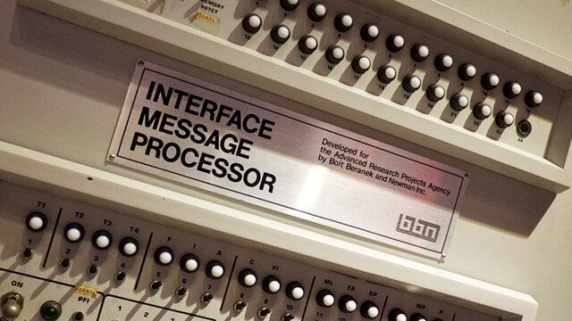 Interface Message Proccesor