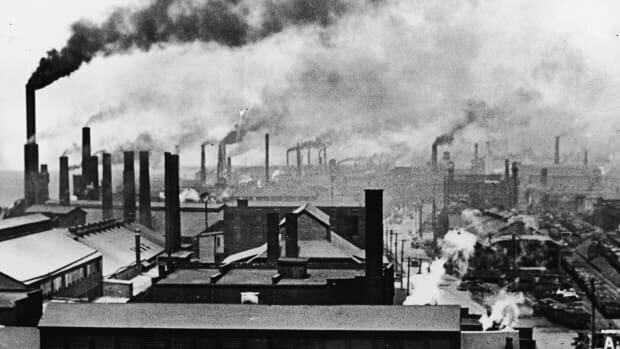 Industrialization - module 2 (1/2)