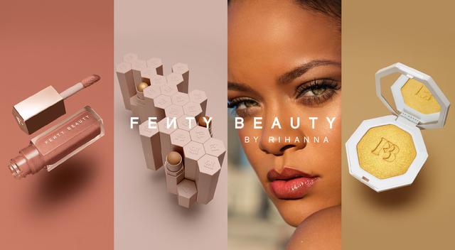 Adquisición Fenty Beauty by Rihanna