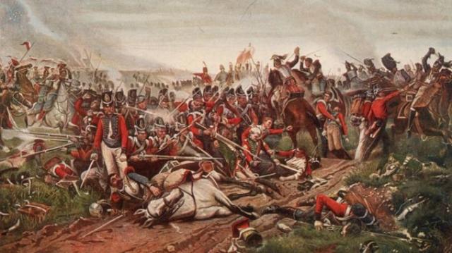 En Venezuela, el ejército patriota es derrotado en la tercera batalla de La Puerta.