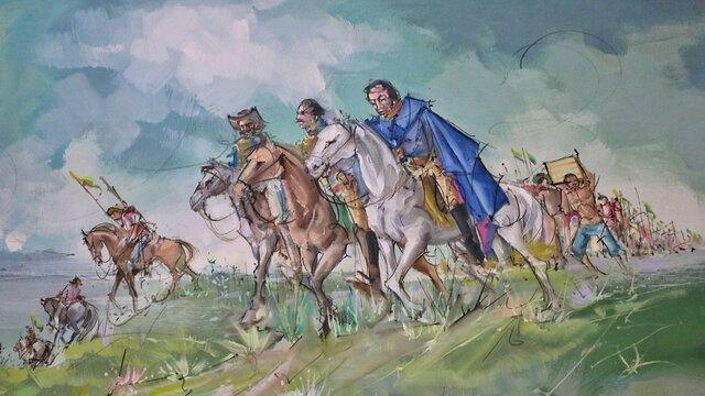 Inicia el Asedio de Cartagena de Indias, por los patriotas contra los realistas.