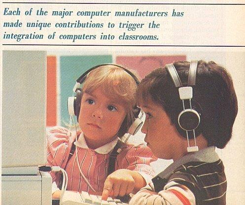 Computacion en las escuelas de forma masiva