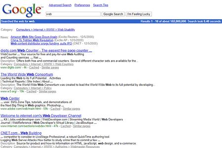 Google se posciona como el buscador numero 1