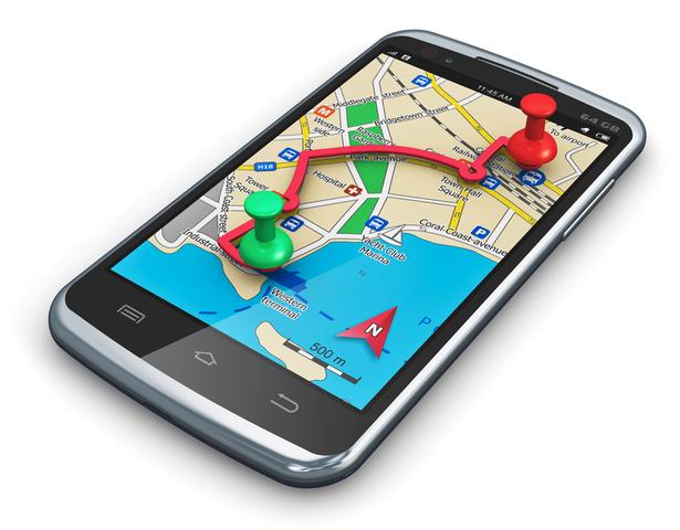 GPS a celulares