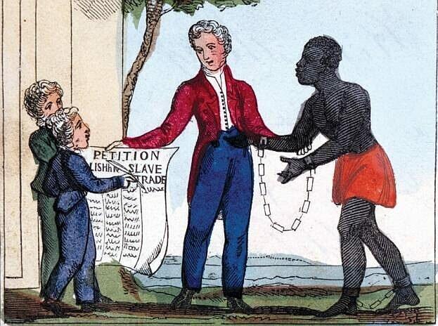 Tras haber prohibido el comercio de esclavos en 1807, en el día de hoy el Parlamento británico aprueba el Acta de Emancipación mediante la cual se abole la esclavitud en todo el Reino Unido y sus colonias.