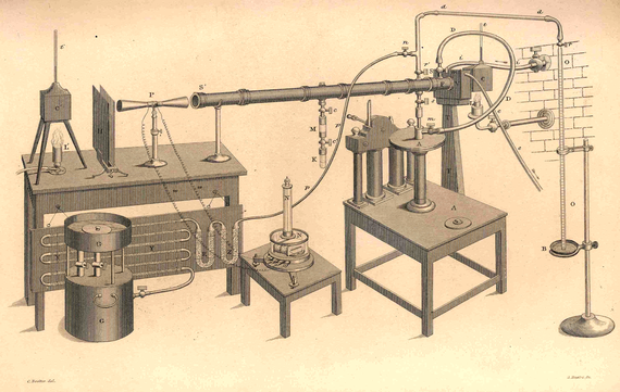First Ratio Spectrophotometer