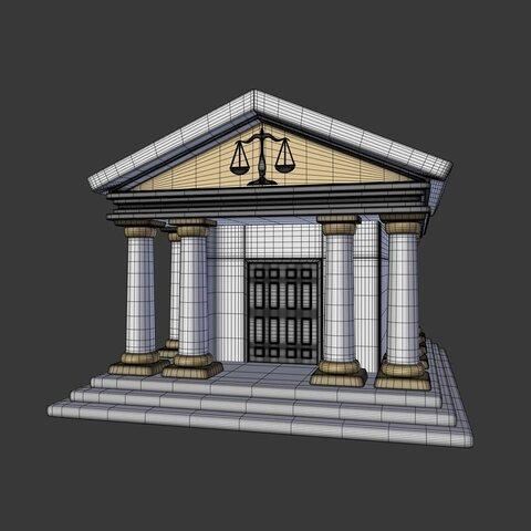 Primer casa de justicia