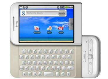 Primer Smartphone con Android