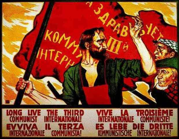 Establishment of Comintern