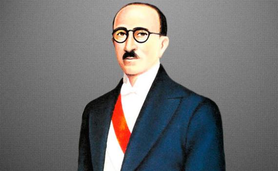 GOBIERNO DE BUSTAMANTE Y RIVERO (1945-1948).