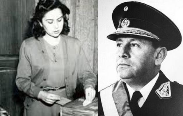 AÑOS 50: EL OCHENIO Y LA OLIGARQUÍA (1948-1956).
