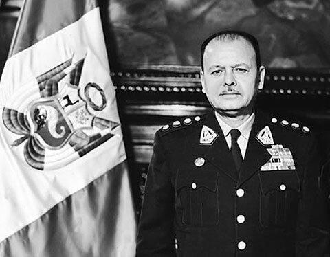 DICTADURA: GOBIERNO DE LAS FUERZAS ARMADAS (1968-1980)-