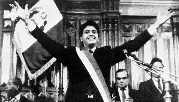 1° GOBIERNO DE ALAN GARCÍA (1985-1990).
