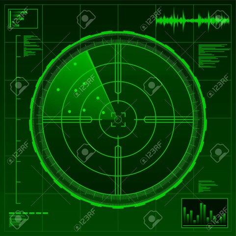 Detección de barcos y submarinos mediante un radar auto-transportado