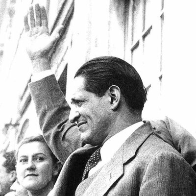 LÍNEA DE TIEMPO JORGE ELIÉCER GAITÁN timeline
