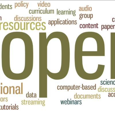 Evolution of Open Learning timeline