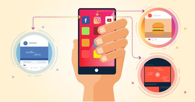 Invention of Social Media