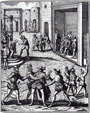 Las incursiones del general José de Llamas fracasaron.
