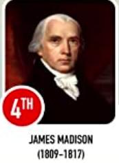 James Madison #4