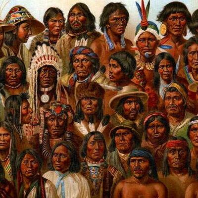 Historia preamericana timeline