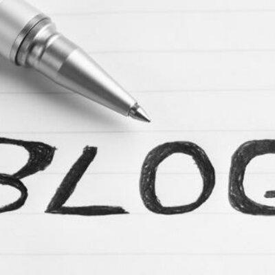 Historia del blog timeline