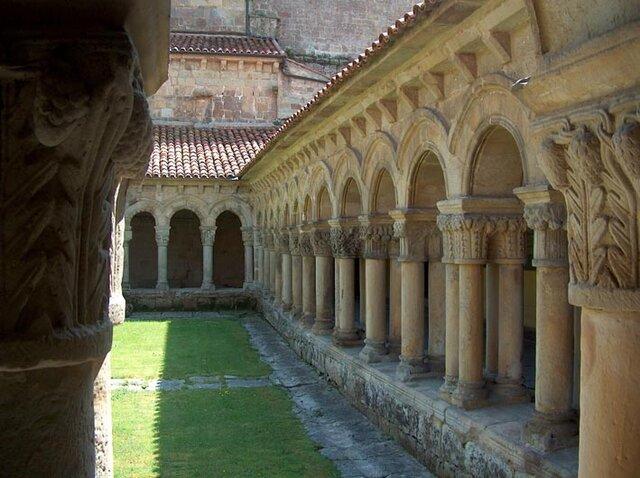 Renovacion de los claustros