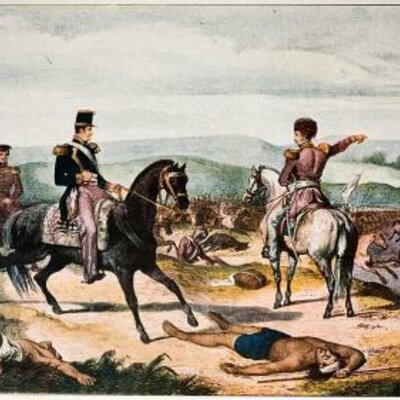 GOBIERNOS CAUDILLISTAS (1841-1879) timeline