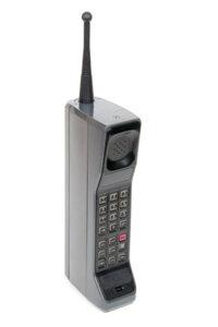 First Handheld Telephone