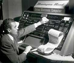 Ordenador Universal  Automatico (UNIVAC)