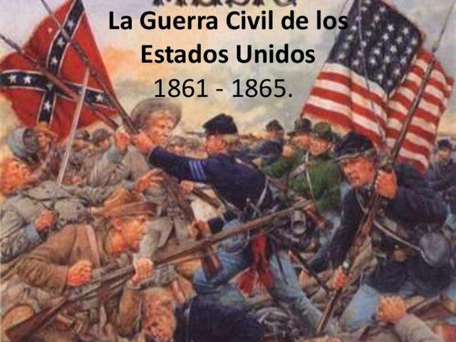 Comienza Guerra Civil En Los Estados Unidos