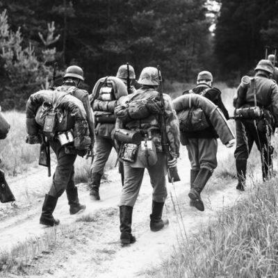 Segunda Guerra Mundial y sus consecuencias timeline