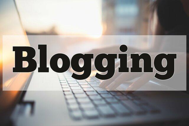 Fenomeno blogging