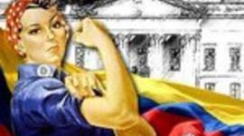 HISTORIA DE LA MUJER EN COLOMBIA timeline