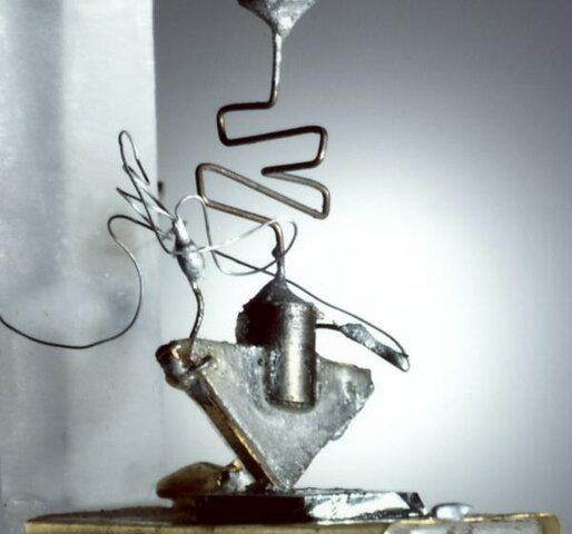 Transistor con la funcion de encendido y apagado