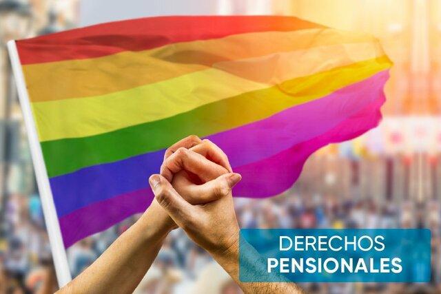 Derechos de propiedad y pensionales.