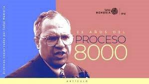 PROCESS 8000