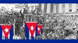 La Revolución Cubana.