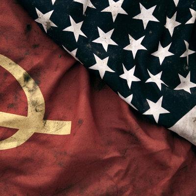 Principales acontecimientos de la Guerra Fría durante el siglo XX timeline