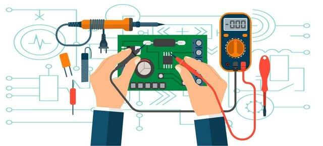 Tecnologías en : Electricidad y Maquinas y Herramientas