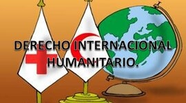 HECHOS HISTORICOS DEL DERECHO INTERNACIONAL HUMANITARIO  timeline