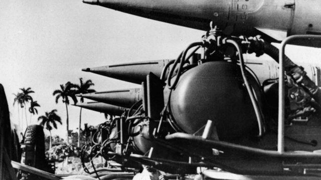 Crisis de Misiles de Cuba