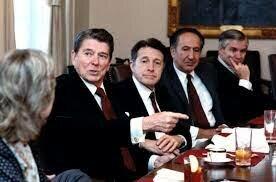 La Doctrina Reagan.